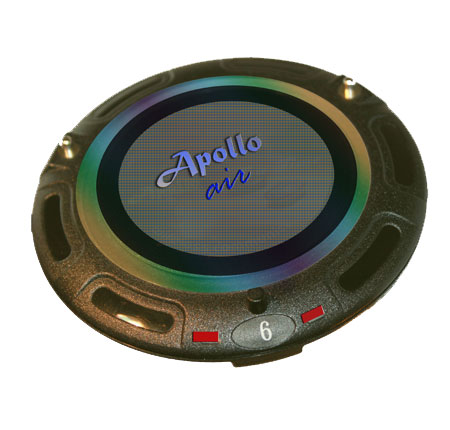 Apollo Air Waterproof Coaster Pager